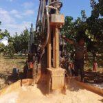 Με νερό από τη γεώτρηση της Παραζαριάς ενισχύεται το δίκτυο της Αμφιλοχίας