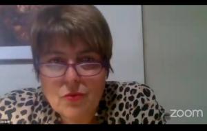 Η συγκλονιστική ομιλία της Έλενας Σπίνουλα-Ζαβιτσανάκη για τον αντίκτυπό της Εξόδου του Μεσολογγίου στον κόσμο (vid)
