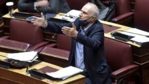 Γιώργος Βαρεμένος για εκτροπή Αχελώου: «Καιρός για αφύπνιση και δράση»