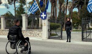 Το βίντεο απόδοσης φόρου τιμής στους Ελεύθερους πολιορκημένους από το Συμβούλιο Κοινότητας Μεσολογγίου