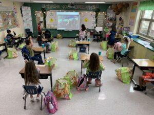 Μαθητές στις ΗΠΑ είδαν «Μεσολόγγι BAXI» την ώρα του μαθήματος!