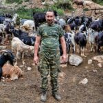 Η ζωή και η καθημερινότητα ενός ποιμένα κτηνοτρόφου στο Σακαρέτσι ή Περδικάκι Βάλτου