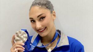 Δυο μετάλλια για την Ευαγγελία Πλατανιώτη στο Ευρωπαϊκό συγχρονισμένης κολύμβησης