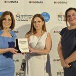 Τα Εκπαιδευτήρια «Παναγία Προυσιώτισσα» βραβεύτηκαν με το χρυσό βραβείο στα Education Leaders Awards