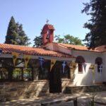 Το πανέμορφο και φημισμένο εξωκλήσι του Αγίου Ιωάννη Ριγανά στο Αγρίνιο