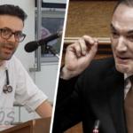 Σοβαρές καταγγελίες για απειλές του Μάριου Σαλμά σε γιατρό του νοσοκομείου Αγρινίου