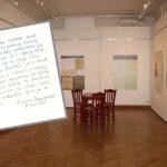 Η Κατερίνα Σακελλαροπούλου επισκέφθηκε την έκθεση «Μνήμη Κ. Χατζόπουλου»