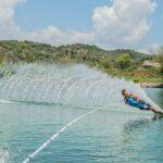 Το Πανευρωπαϊκό Πρωτάθλημα Θαλασσίου Σκι στις 22-25 Ιουλίου 2021 στην τεχνητή λίμνη Στράτου
