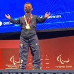 «Χάλκινος» o Δημήτρης Μπακοχρήστος στους Παραολυμπιακούς αγώνες στο Τόκιο