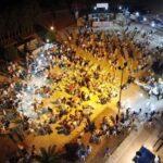 Κοσμοσυρροή στη γιορτή Μποχωρίτικης Πίτας στο Ευηνοχώρι (vid)