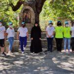 Δράση εθελοντισμού στην ιστορική Μονή Παναγίας Κατερινούς