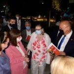 Στη Ναύπακτο η Πρόεδρος της Δημοκρατίας για τους Εορτασμούς της 450ης Επετείου από τη Ναυμαχία της Ναυπάκτου