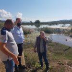 Τις πληγείσες περιοχές της Αιτωλοακαρνανίας επισκέφθηκε ο ΥΠΑΑΤ Σπήλιος Λιβανός