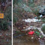 Ξεχασμένο το Βαλτί Αστακού, «πνιγμένο» στα σκουπίδια
