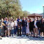 Κροάτες αλιείς και ιχθυολόγοι ενημερώθηκαν για την δομή και λειτουργία των λιμνοθαλασσών Αιτωλικού – Μεσολογγίου