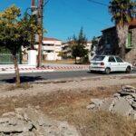 Διαμόρφωση πεζοδρομίων για την ασφάλεια των πολιτών σε Μεσολόγγι, Νεοχώρι και Κατοχή