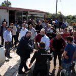 Οργή και δυσαρέσκεια των παραγωγών από την επίσκεψη του Σπ. Λιβανού στις Οινιάδες