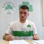 Υπέγραψε τριετές συμβόλαιο στον Παναθηναϊκό ο 17χρονος Θάνος Προδομίτης από το Αγρίνιο