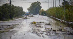 Εκκενώθηκε ο οικισμός Καμαρετσέικα Ζευγαρακίου – Αίτημα κήρυξης σε κατάσταση εκτάκτου ανάγκης του Δήμου Αγρινίου