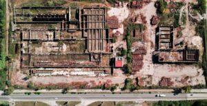 Το παλιό εργοστάσιο κεραμοποιίας στο Αγρίνιο (vid)