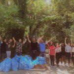 Save your hood Agrinio: Εθελοντική δράση καθαρισμού στο Πάρκο Αγρινίου