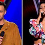 Ο Άγγελος Μπαλταγιάννης και η Λένα Κηρολιβάνου στην επόμενη φάση του «The Voice of Greece» (vid)